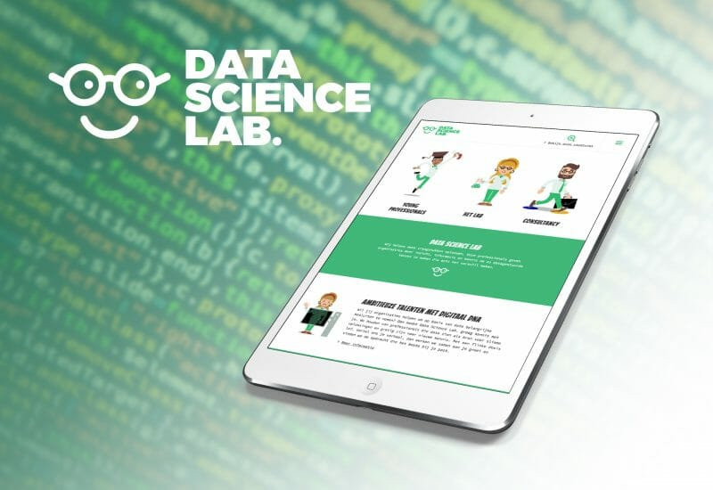 Data science lab.